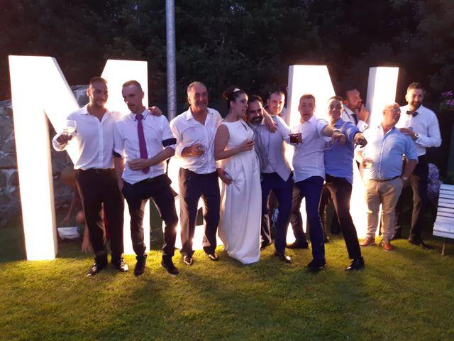 La boda de Manuel y Nicole en Ourense, Orense 19