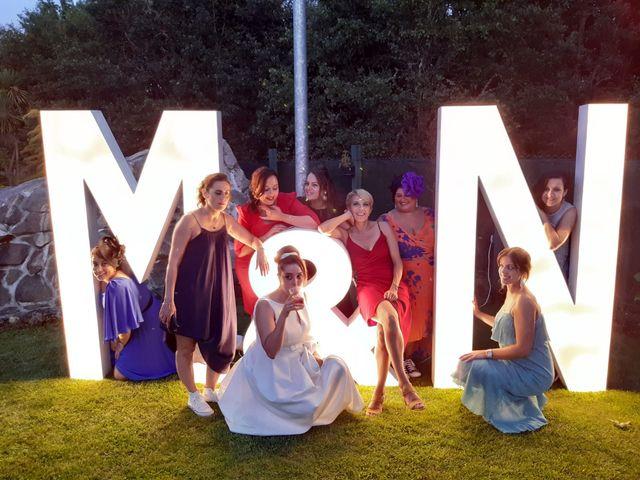 La boda de Manuel y Nicole en Ourense, Orense 20