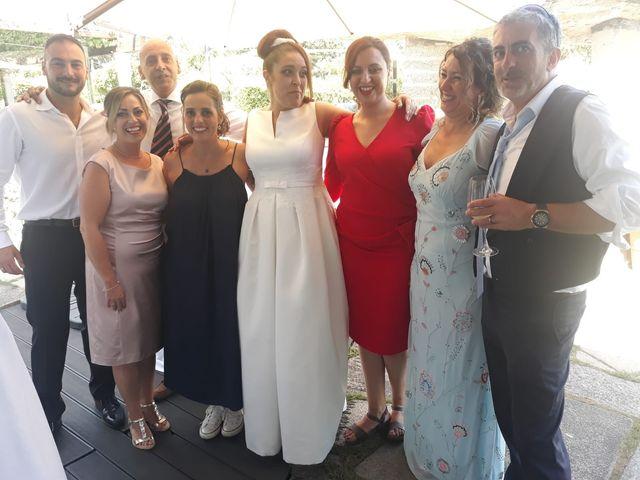 La boda de Manuel y Nicole en Ourense, Orense 25