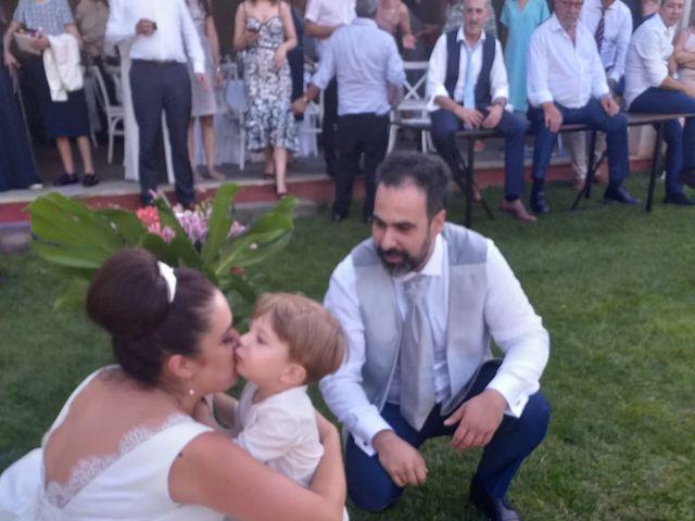 La boda de Manuel y Nicole en Ourense, Orense 29