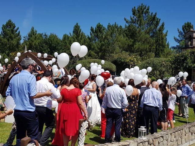 La boda de Manuel y Nicole en Ourense, Orense 31