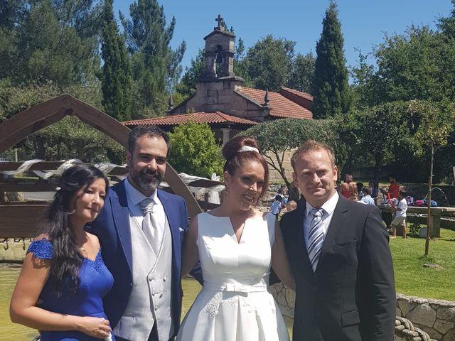 La boda de Manuel y Nicole en Ourense, Orense 33