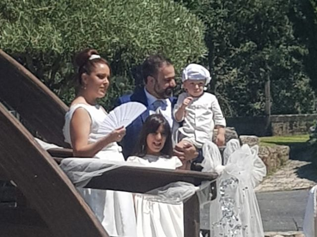 La boda de Manuel y Nicole en Ourense, Orense 35