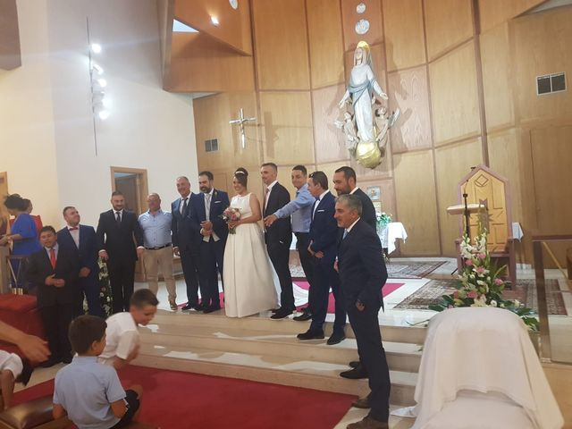 La boda de Manuel y Nicole en Ourense, Orense 36