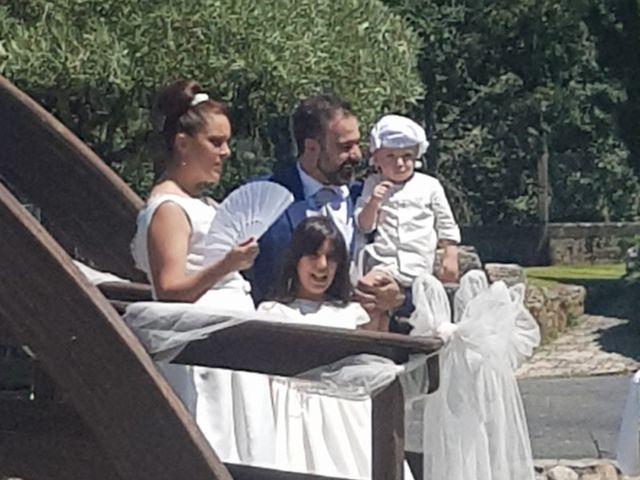 La boda de Manuel y Nicole en Ourense, Orense 37