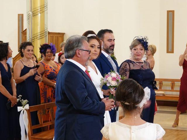 La boda de Manuel y Nicole en Ourense, Orense 41