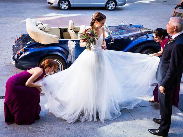 La boda de Alex y Rocío en Madrid, Madrid 22