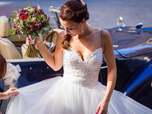 La boda de Alex y Rocío en Madrid, Madrid 24