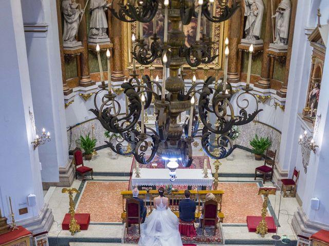 La boda de Alex y Rocío en Madrid, Madrid 25