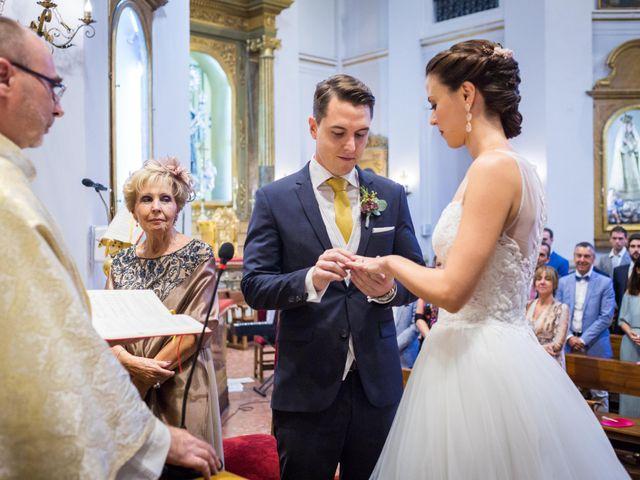 La boda de Alex y Rocío en Madrid, Madrid 27