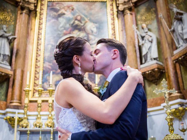 La boda de Alex y Rocío en Madrid, Madrid 29