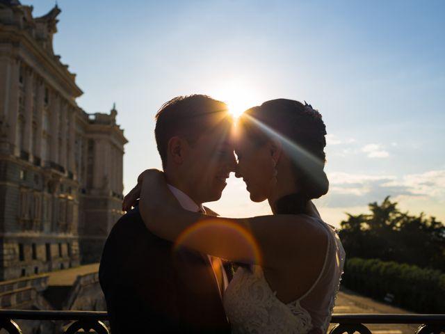 La boda de Alex y Rocío en Madrid, Madrid 1