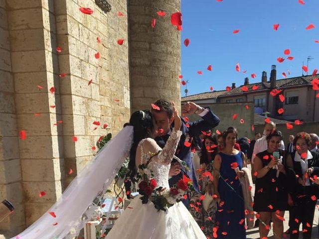 La boda de Raul y Maria  en Fromista, Palencia 3