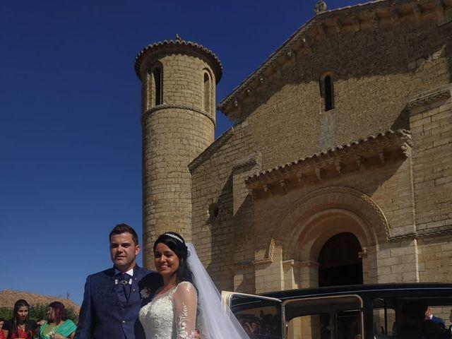 La boda de Raul y Maria  en Fromista, Palencia 1