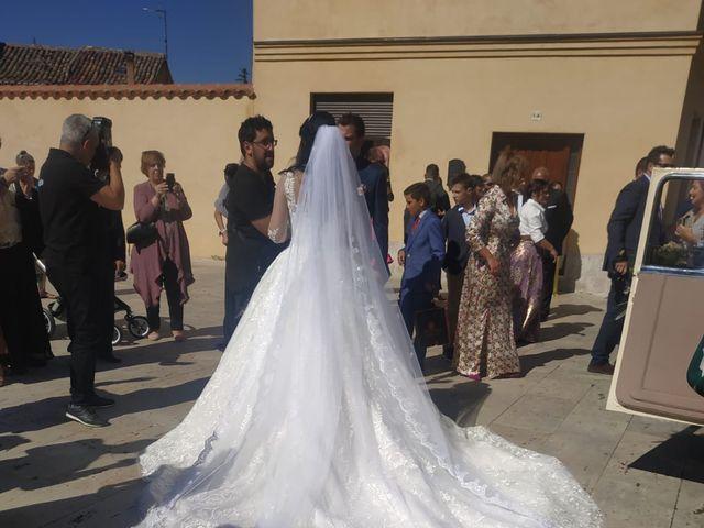 La boda de Raul y Maria  en Fromista, Palencia 7