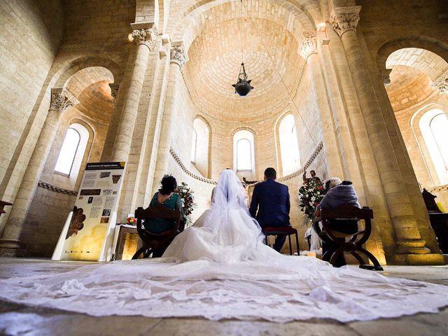 La boda de Raul y Maria  en Fromista, Palencia 2