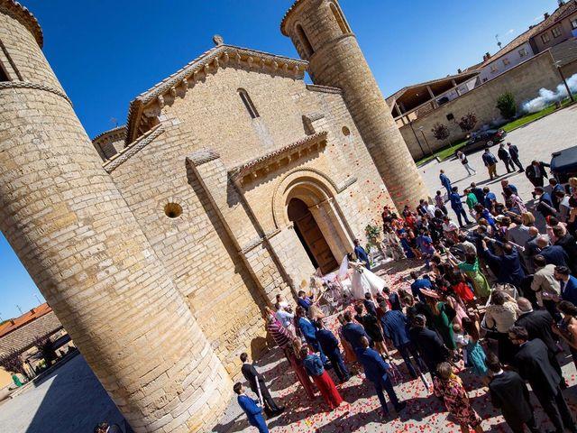 La boda de Raul y Maria  en Fromista, Palencia 9
