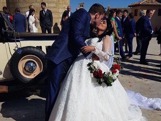 La boda de Raul y Maria  en Fromista, Palencia 10