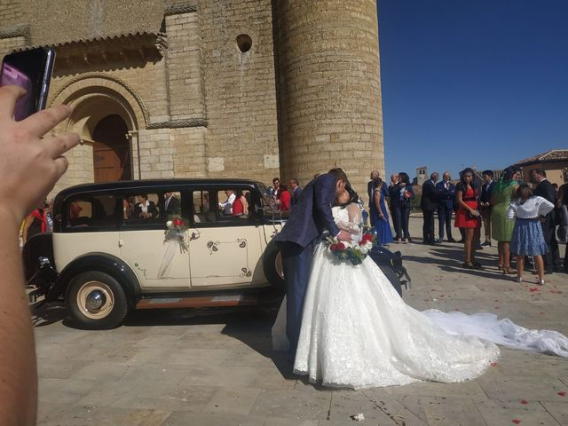 La boda de Raul y Maria  en Fromista, Palencia 11