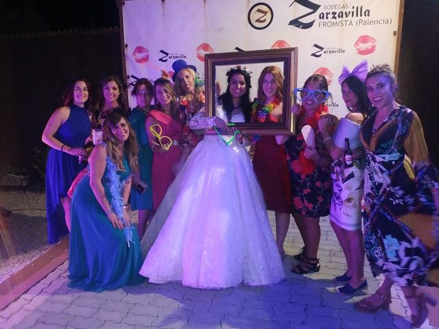 La boda de Raul y Maria  en Fromista, Palencia 17