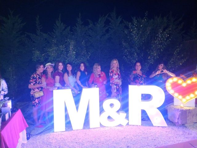 La boda de Raul y Maria  en Fromista, Palencia 20
