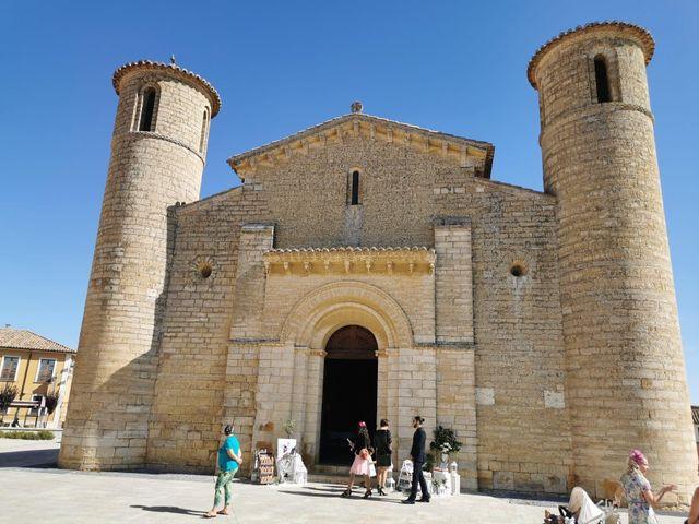 La boda de Raul y Maria  en Fromista, Palencia 27