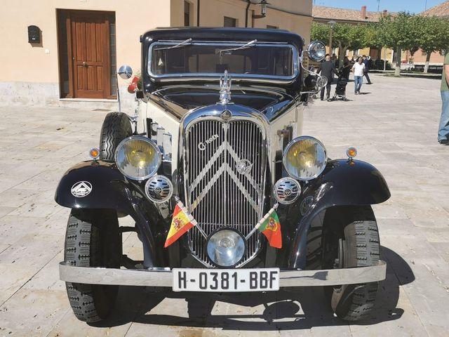 La boda de Raul y Maria  en Fromista, Palencia 29