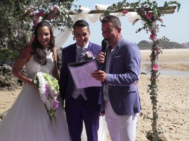 La boda de David y Leticia en Isla, Cantabria 4