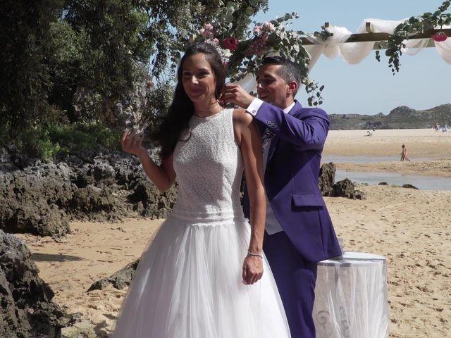 La boda de David y Leticia en Isla, Cantabria 5