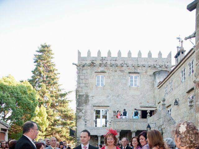 La boda de Alberto y Patricia en Vilaboa (Rutis), A Coruña 13
