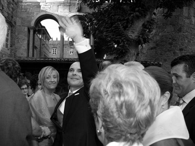 La boda de Alberto y Patricia en Vilaboa (Rutis), A Coruña 15