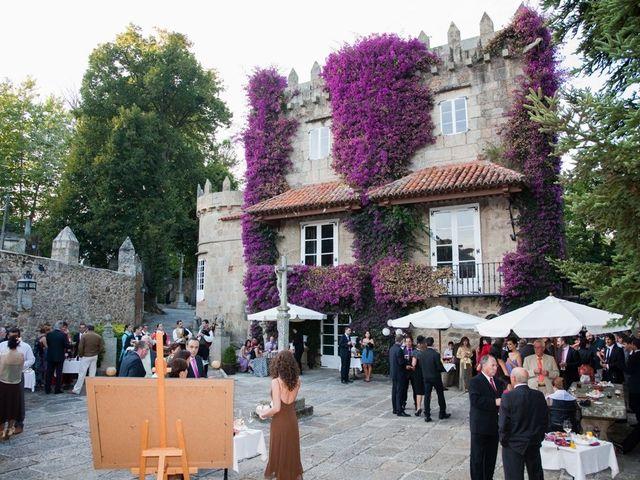 La boda de Alberto y Patricia en Vilaboa (Rutis), A Coruña 23
