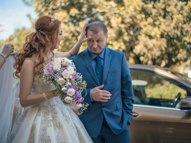 La boda de Christoph y Oksana en Catarroja, Valencia 2