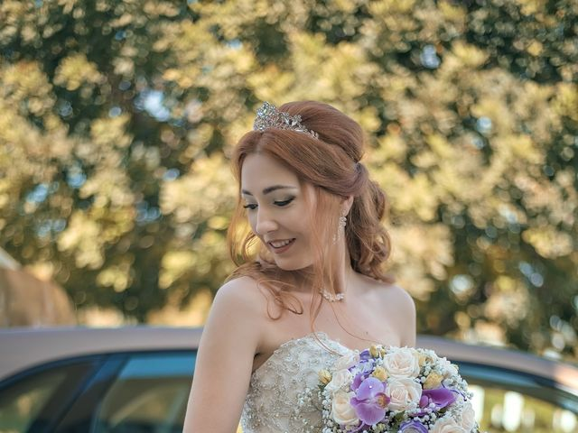 La boda de Christoph y Oksana en Catarroja, Valencia 4