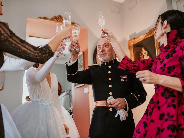La boda de Jorge y Marta en Málaga, Málaga 40