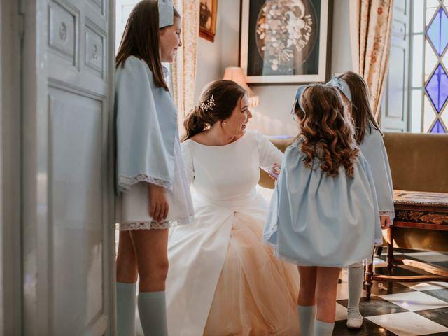 La boda de Jorge y Marta en Málaga, Málaga 54