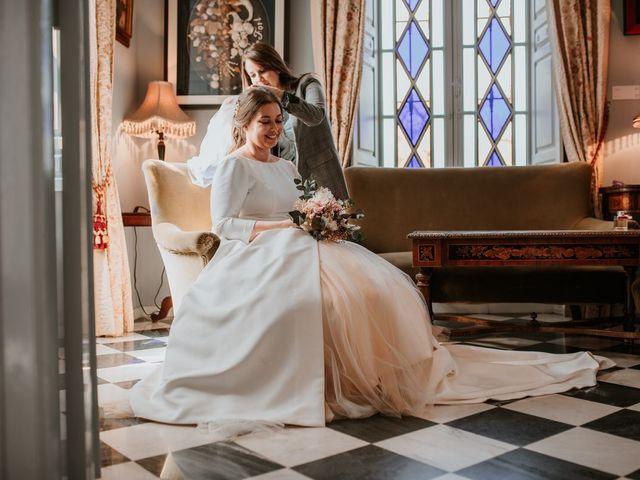 La boda de Jorge y Marta en Málaga, Málaga 55