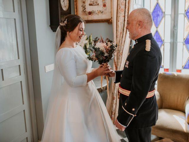 La boda de Jorge y Marta en Málaga, Málaga 57