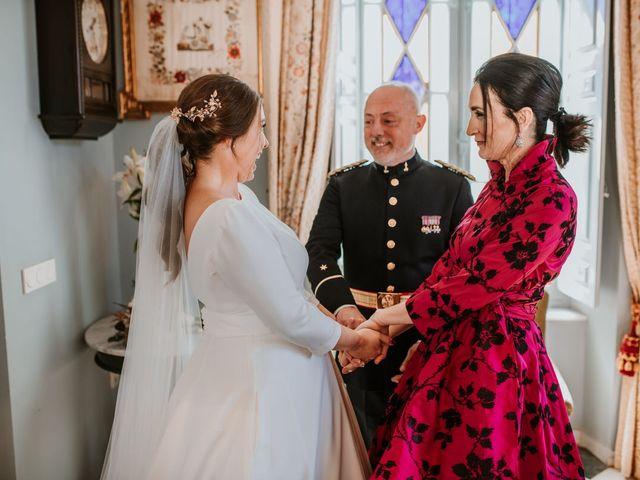 La boda de Jorge y Marta en Málaga, Málaga 58