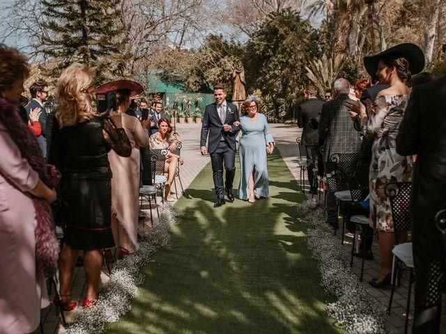 La boda de Jorge y Marta en Málaga, Málaga 67