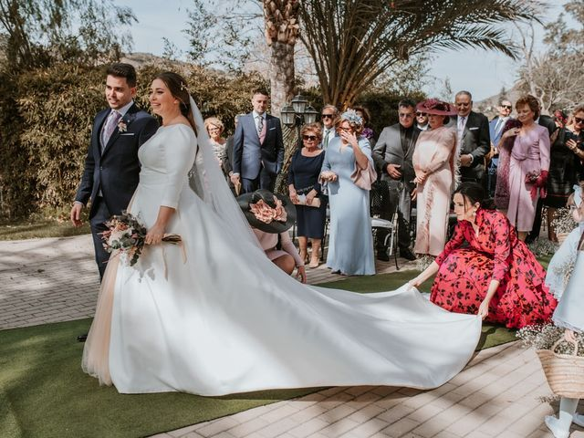 La boda de Jorge y Marta en Málaga, Málaga 71