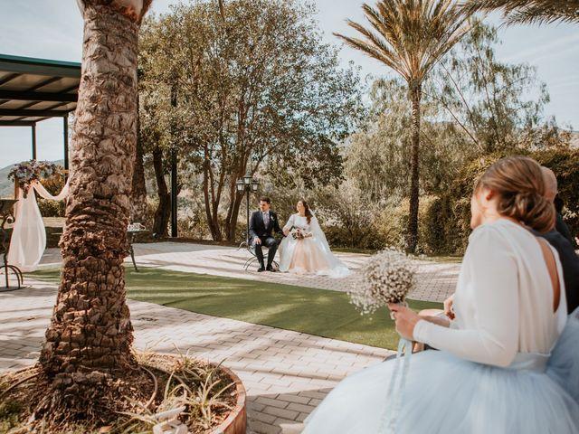 La boda de Jorge y Marta en Málaga, Málaga 76