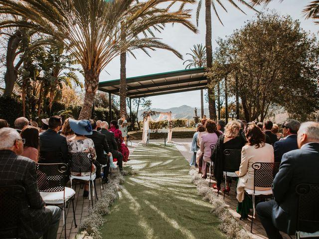 La boda de Jorge y Marta en Málaga, Málaga 77