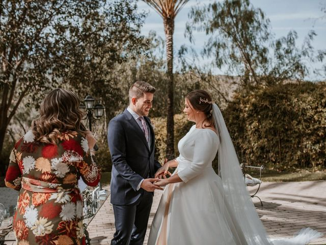 La boda de Jorge y Marta en Málaga, Málaga 83