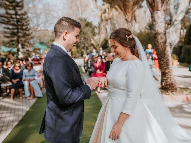 La boda de Jorge y Marta en Málaga, Málaga 84