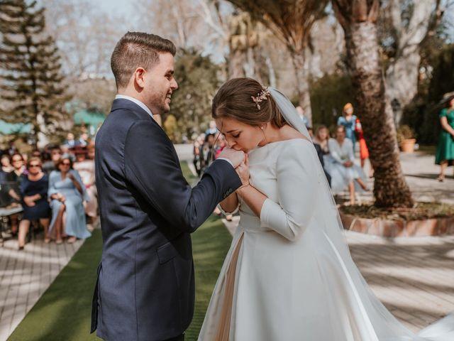 La boda de Jorge y Marta en Málaga, Málaga 86