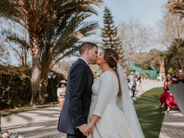 La boda de Jorge y Marta en Málaga, Málaga 87