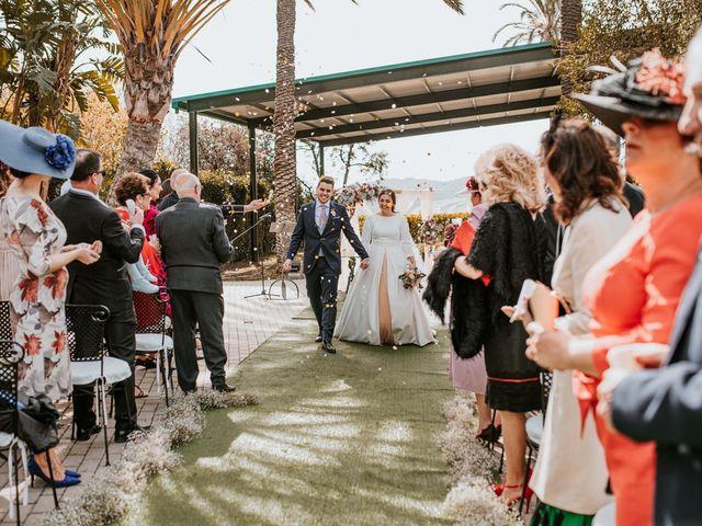 La boda de Jorge y Marta en Málaga, Málaga 90