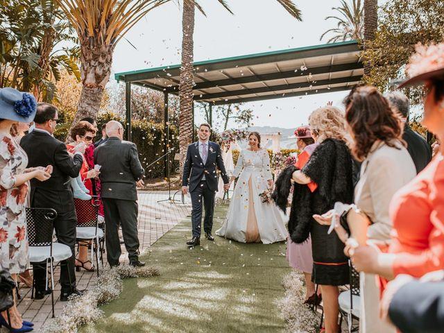 La boda de Jorge y Marta en Málaga, Málaga 91