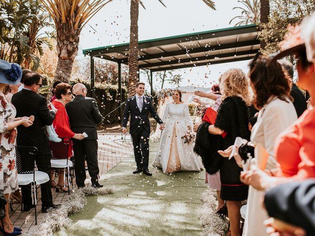 La boda de Jorge y Marta en Málaga, Málaga 93